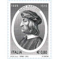 500th anniversary of the death of Aldus