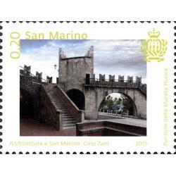 Architecture à San Marino: Gino Zani