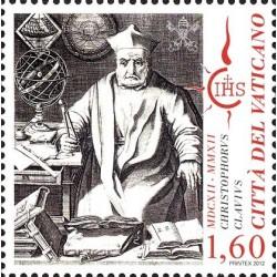 Cuarto centenario de la muerte del padre Christopher Clavius