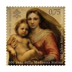 500 ans de la Madone de Foligno et de la Madone Sixtine