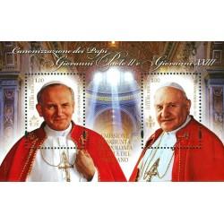 Canonisations des papes Jean-Paul II et Jean XXIII
