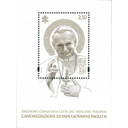 Canonisation du Pape Jean-Paul II