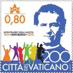 200e anniversaire de la naissance de saint Jean Bosco