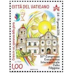 51e Congrès eucharistique international