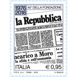 """40 aniversario de la fundación del diario """"La Repubblica"""""""