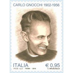 60 aniversario de la muerte de Carlo Gnocchi