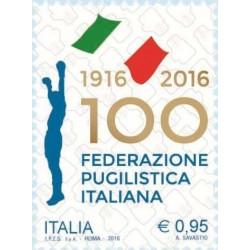 La federación de boxeo italiana