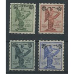 1924 Vittoria sovrastampata