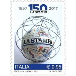 150° anniversario della fondazione del quotidiano La Stampa
