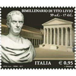 Bimillénaire de la mort de Tito Livio