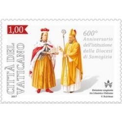 600e anniversaire du diocèse de Samogitie