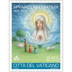 100e anniversaire des apparitions mariales de Fatima
