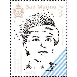 35 aniversario de la primera mujer Capitán Regente