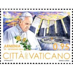 Viaggi del Papa nel 2016