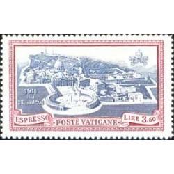 Veduta del Vaticano