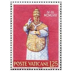 Couronnement du pape Jean...