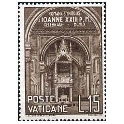 Premier synode diocésain de...