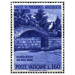 Pellegrinaggio di Paolo VI...