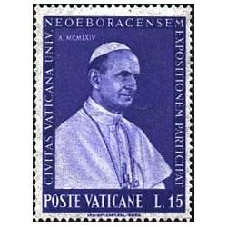 Participation au Vatican à...