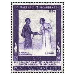 Sanctification des Martyrs...