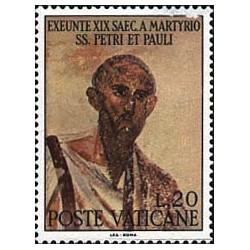 19e centenaire du martyre...