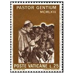 Viaggio di Paolo VI in Africa