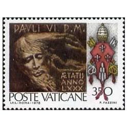 80e anniversaire de Paul VI