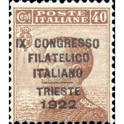 9e Congrès philatélique...