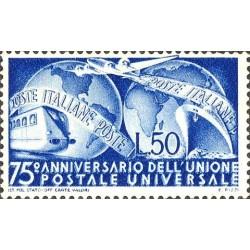 75e anniversaire de U. P.U.