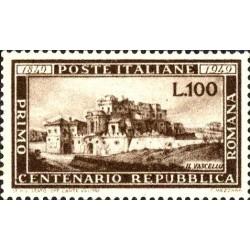 Centenaire de la République...