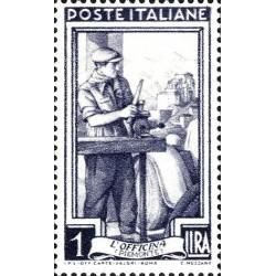 Italie pour travailler