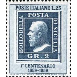 Centenario dei francobolli...