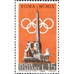 Pré- olympiques, les Jeux...