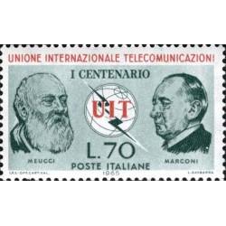 Centenario dell'unione...