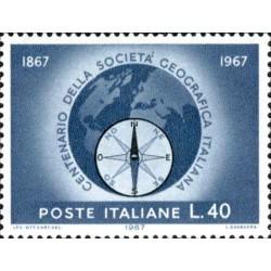 Centenaire de la Société...