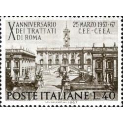 Decennale dei trattati di Roma