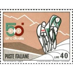 50. Fahrradtour in Italien
