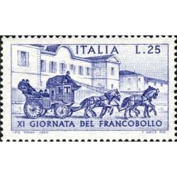 Jour 11 du timbre