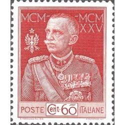 Jubiläum von König Vittorio...