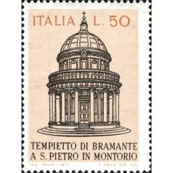 Tempel von Bramante in San...