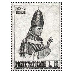Coronación del Papa Pablo VI