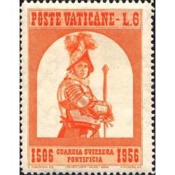 Gründung der Schweizer Garde