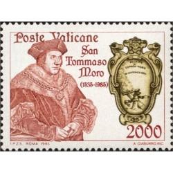 450º anniversario della morte di San Tommaso Moro