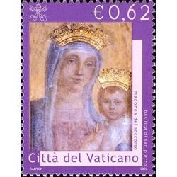 Madonna dans la basilique...