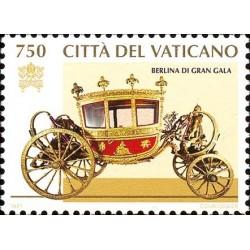 Voitures et auto papale