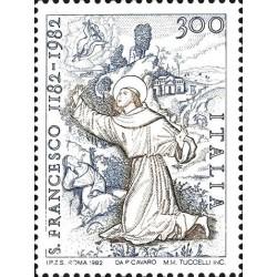 8ème centenaire de la naissance de saint François d'Assise