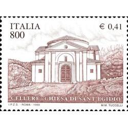 Chiesa di sant'Egidio, a...
