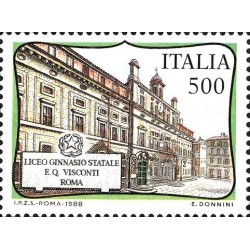 Écoles en Italie - lycée E....