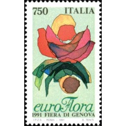 Euroflora  91 , Gênes