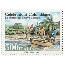 Columbus Feiern